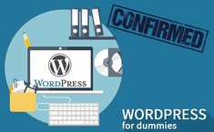 WordPress for dummies, corso confermato!