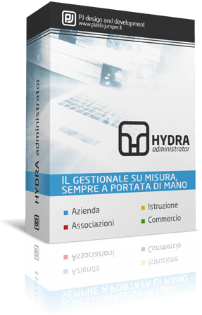 Software gestionale online HYDRA
